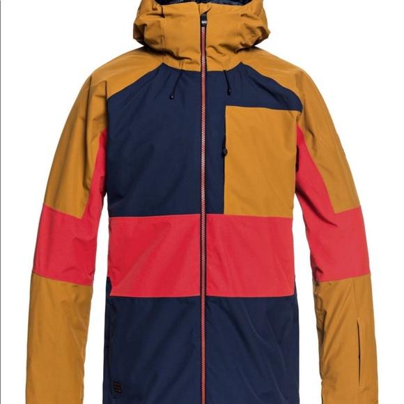c7546d57a O'Neil Sycamore Snow Jacket (L) NWT